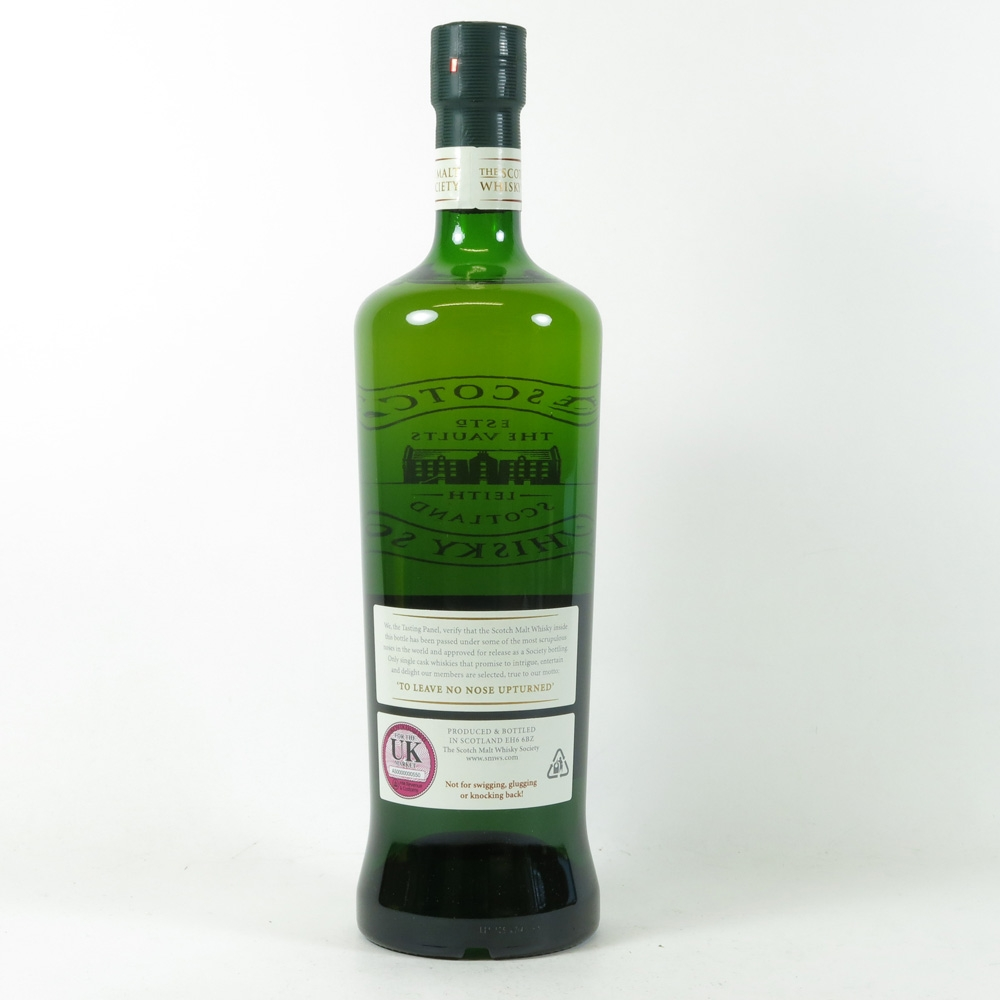 Bowmore 1997 SMWS 16 Year Old 3.226 back