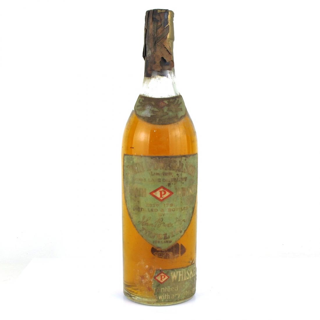 John Power & Son Gold Label Irish Whiskey 1950s