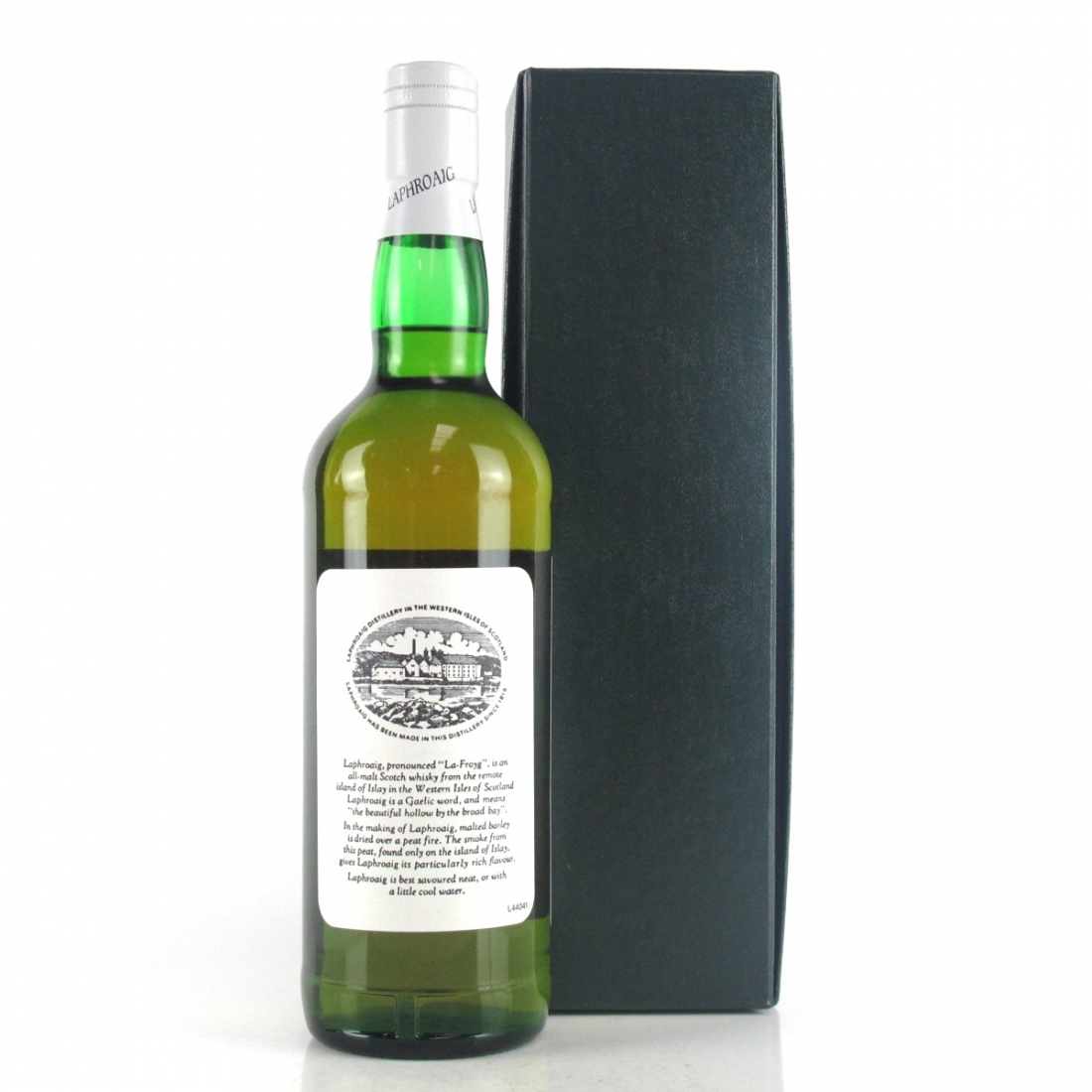 Laphroaig 10 Year Old Royal Warrant 1994