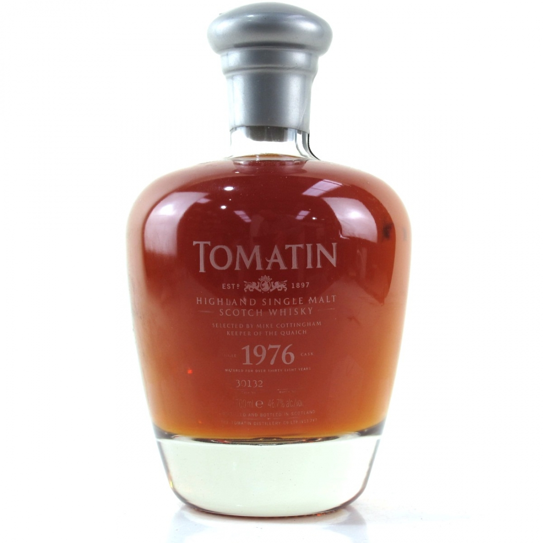 Tomatin 1976 Single Cask 38 year Old #30132