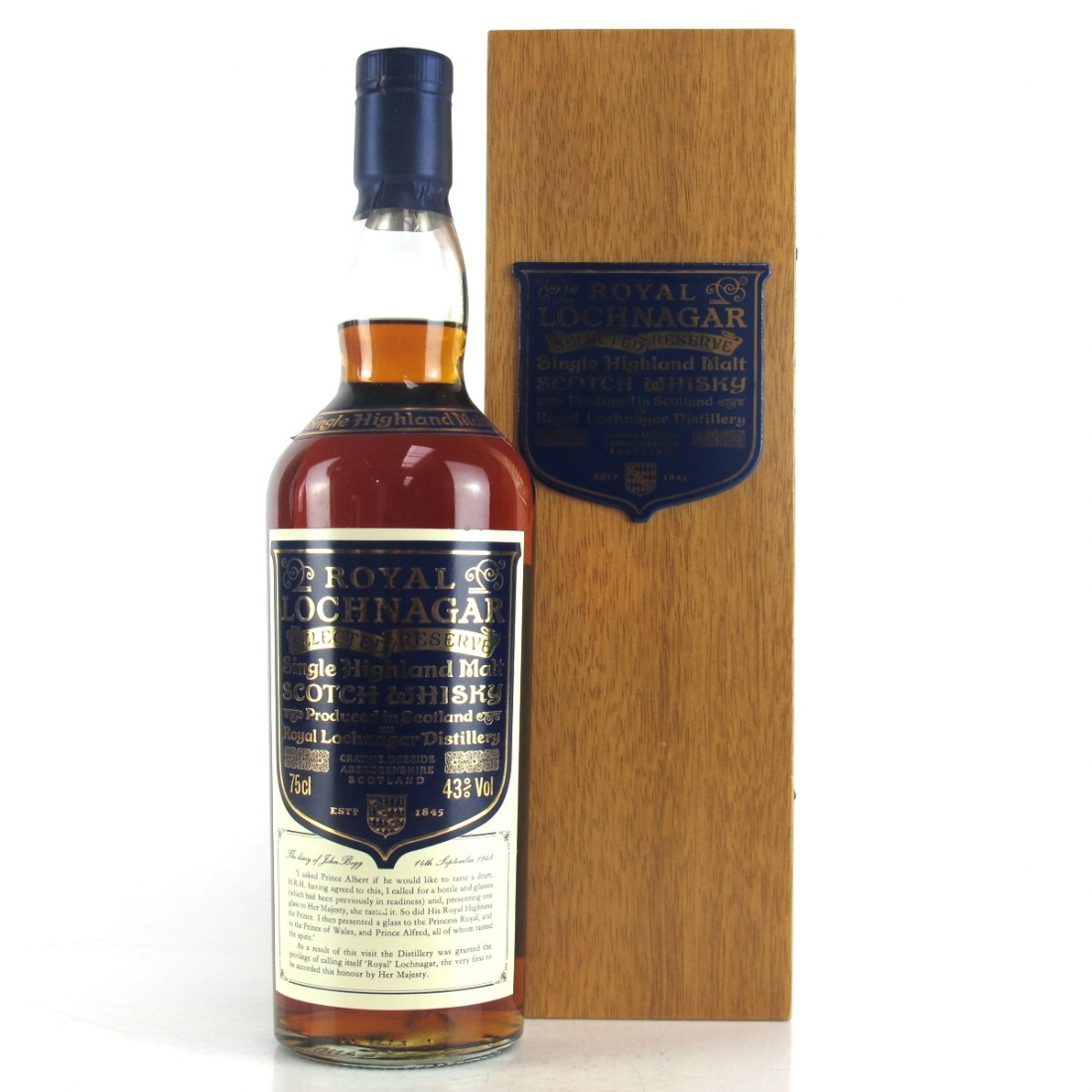 Royal Lochnagar Selected Reserve 75cl