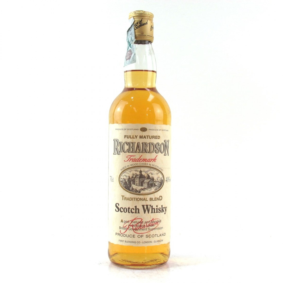 Richardson Scotch Whisky