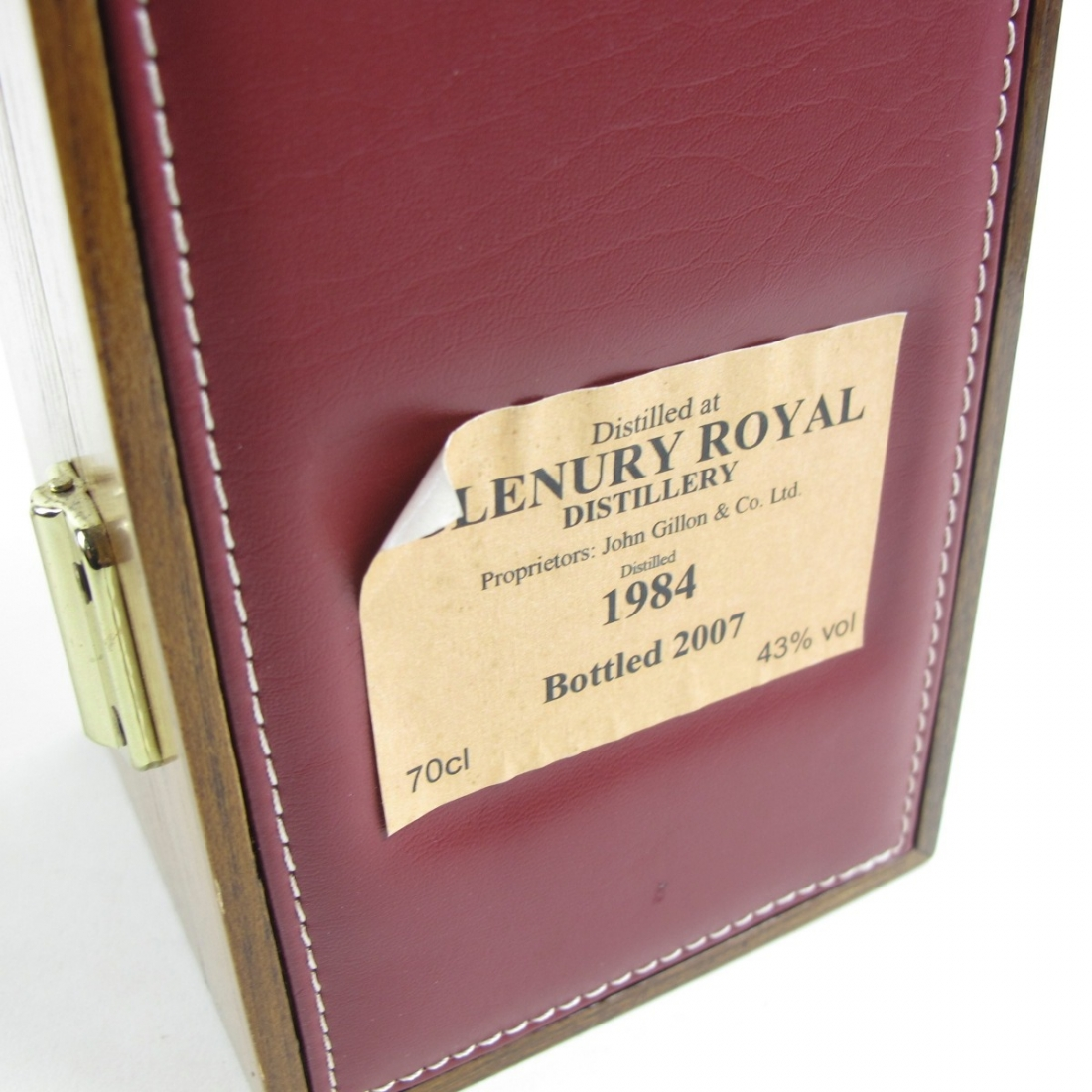 Glenury Royal 1984 Gordon and MacPhail Rare Old