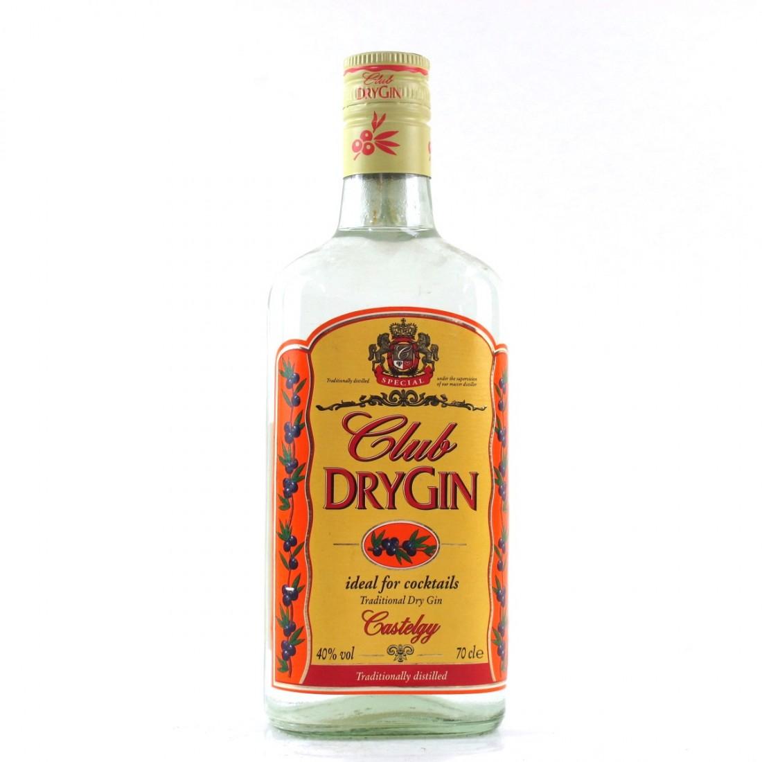 Club Dry Gin