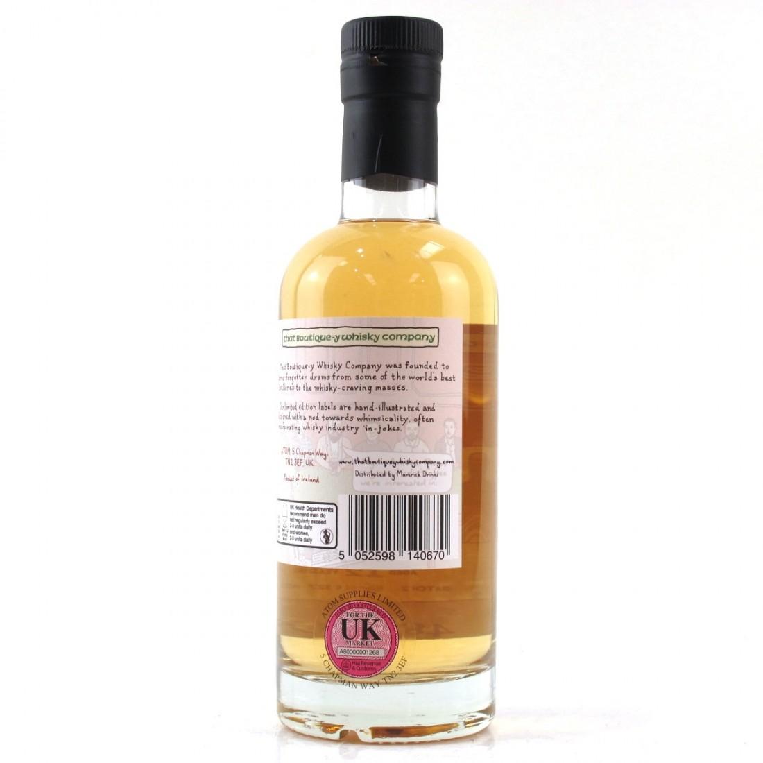 Irish Single Malt #2 That Boutique-y Whisky Company 12 Year Old Batch #2