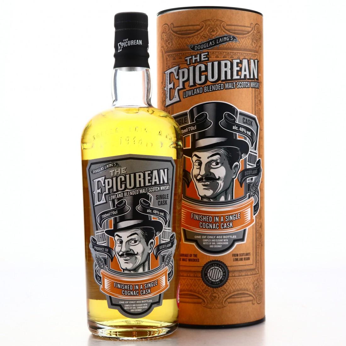 Epicurean Single Cask Cognac Finish