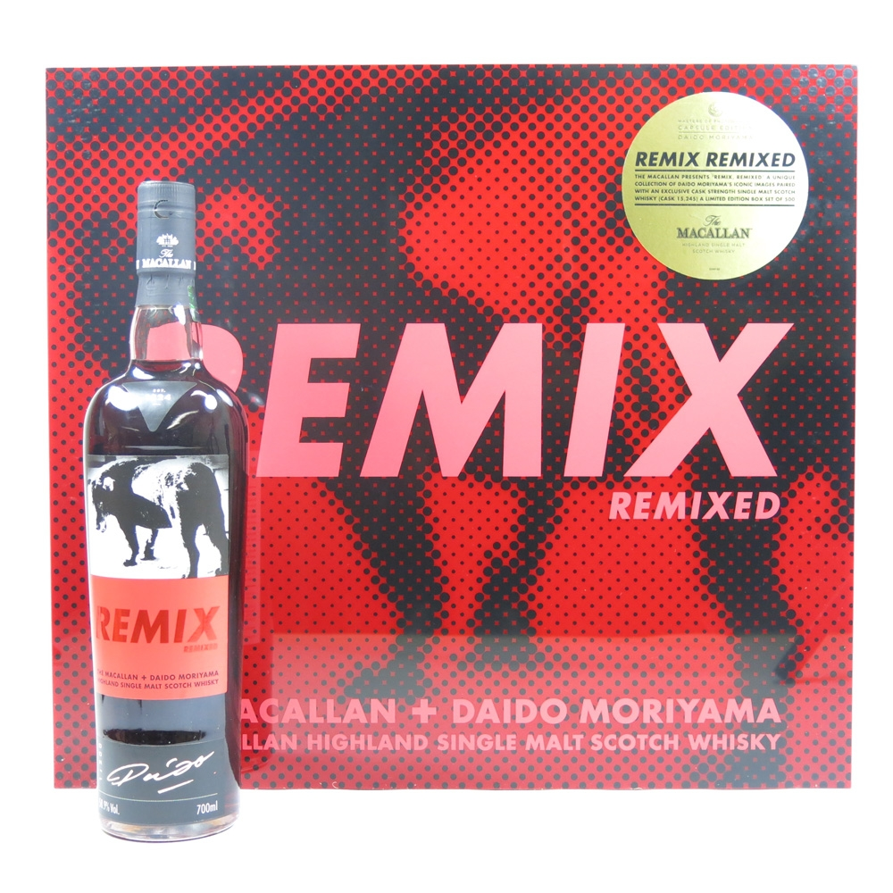 Macallan Remix Remixed Front