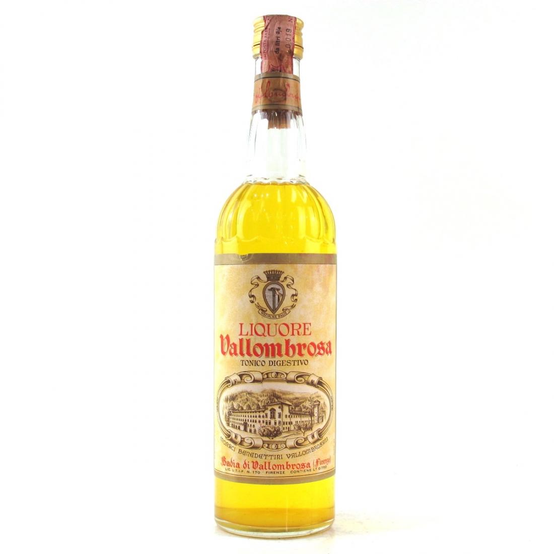 Vallombrosa Liquore Tonico Digestivo