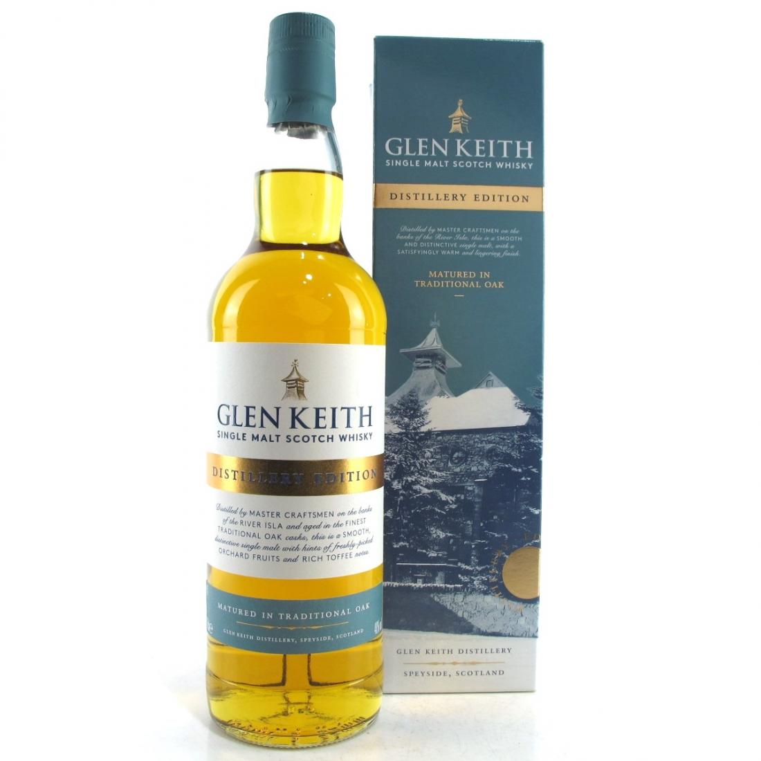 Glen Keith Distillery Edition