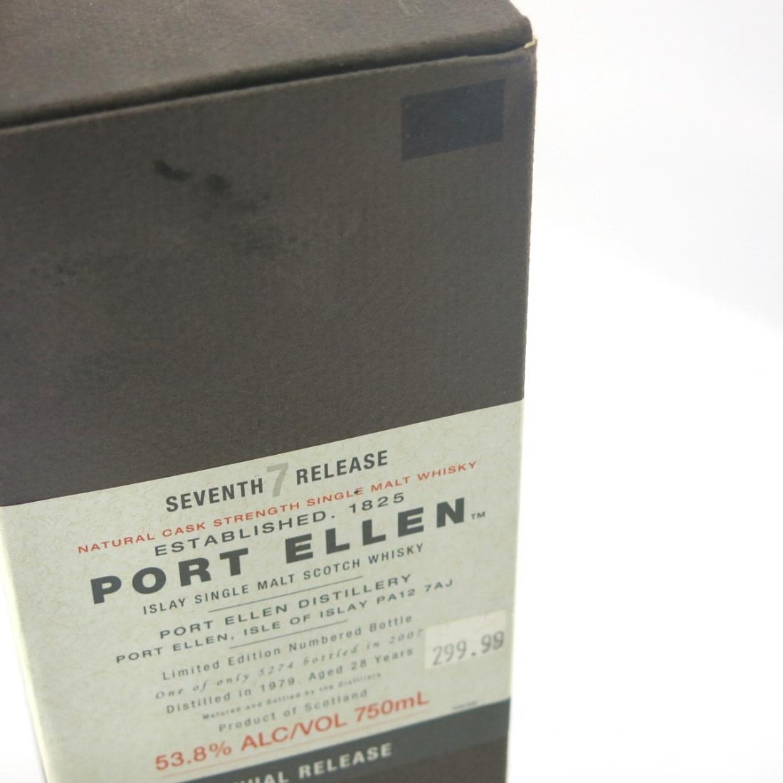 Port Ellen 1979 28 Year Old 7th Release 75cl / US Import