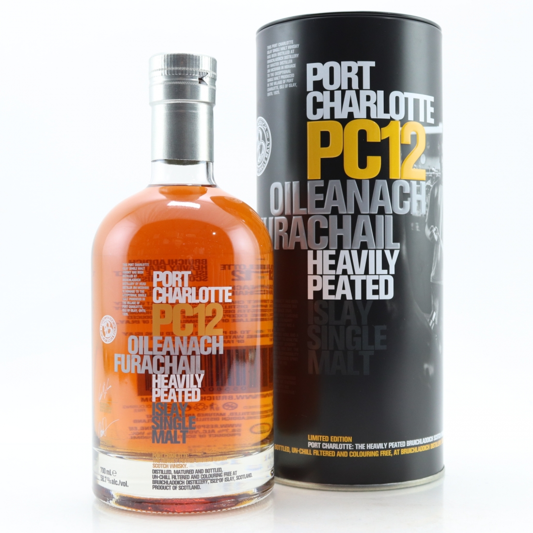 Port Charlotte PC12 / Travel Retail Exclusive