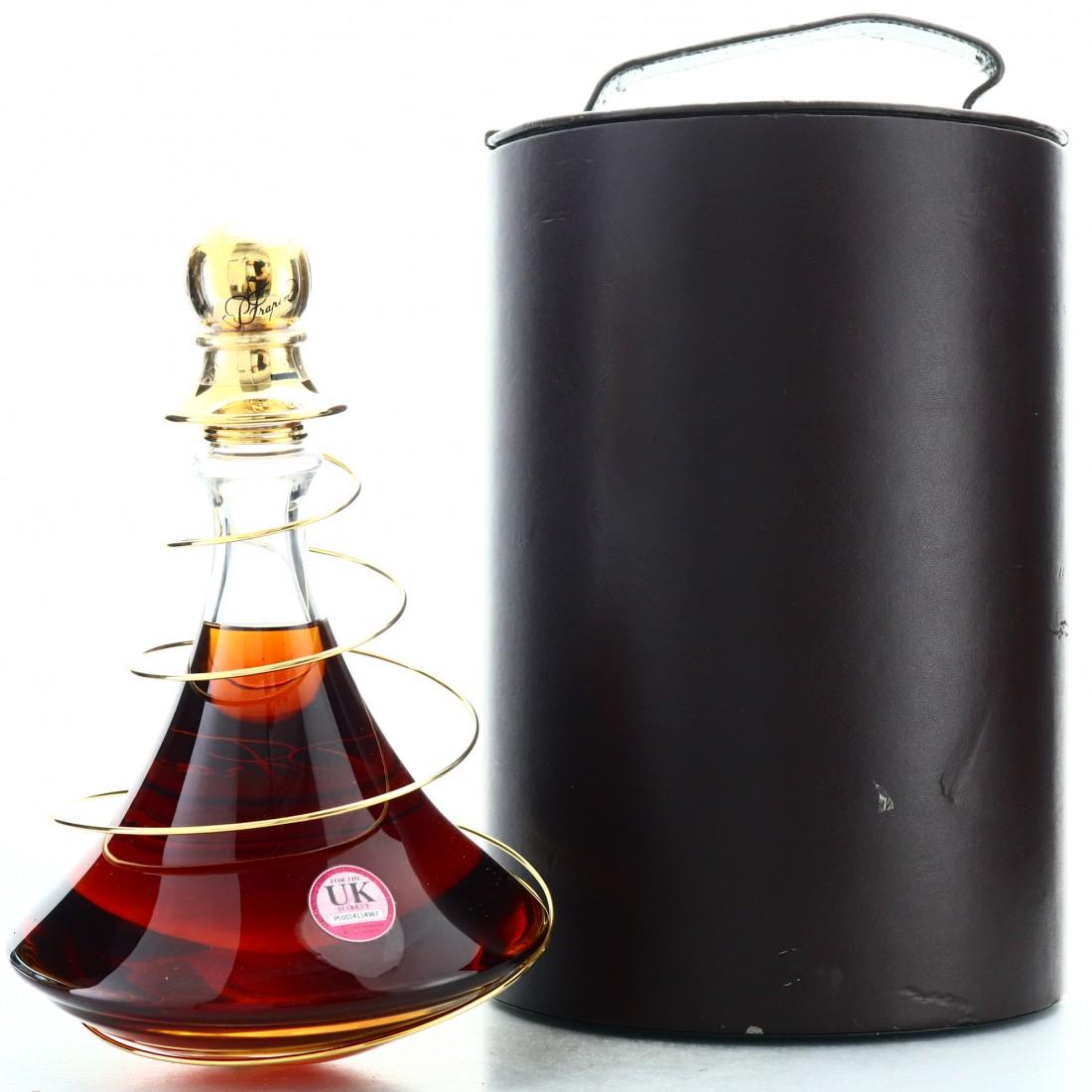 Frapin Cuvée '1888' Crystal Decanter Cognac