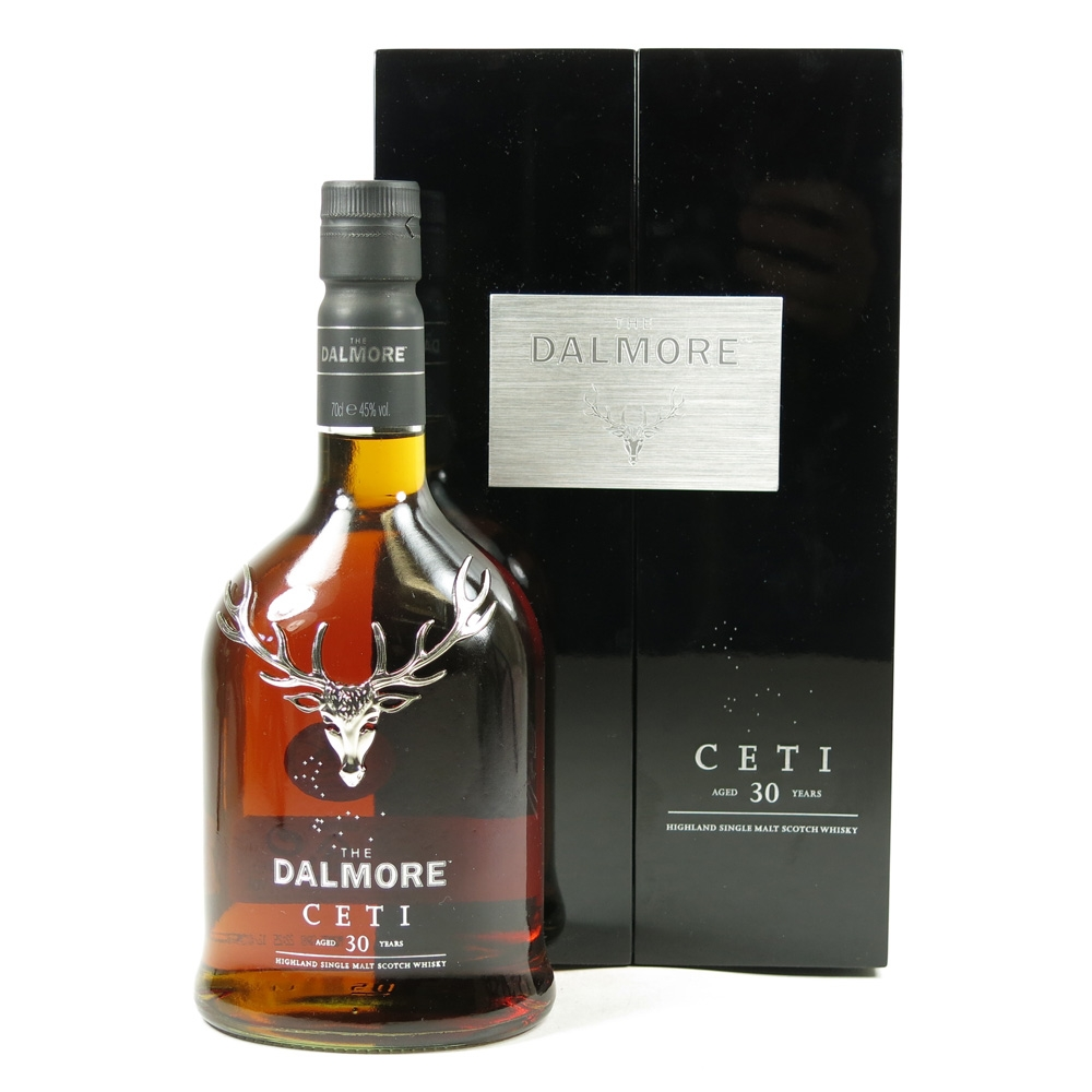 Dalmore Ceti 30 Year Old Front