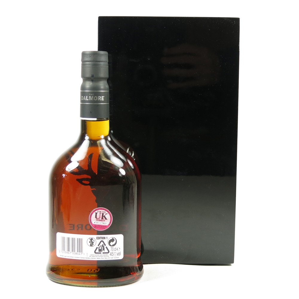 Dalmore Ceti 30 Year Old Back