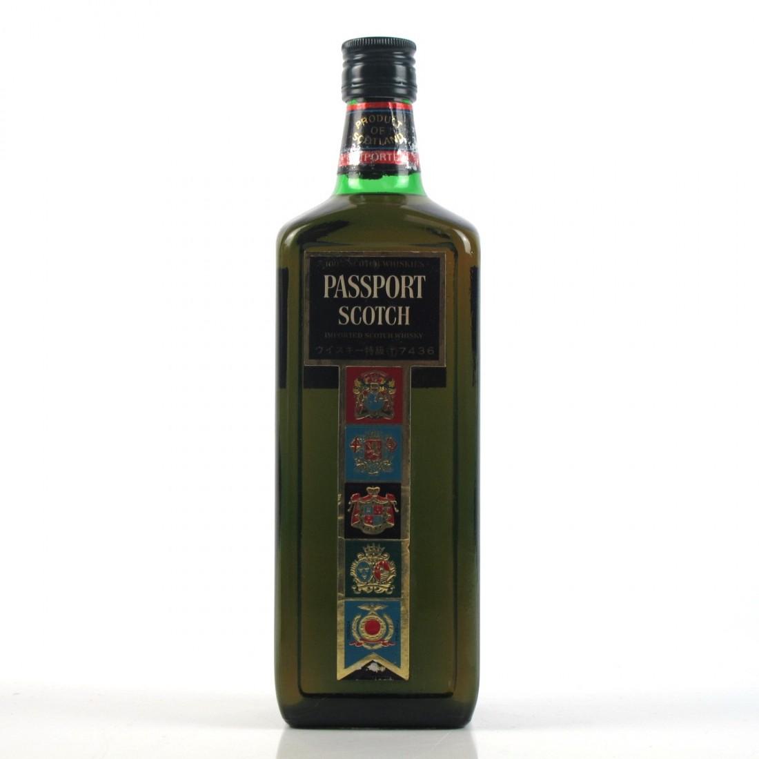 Passport Scotch Blended Scotch Whisky
