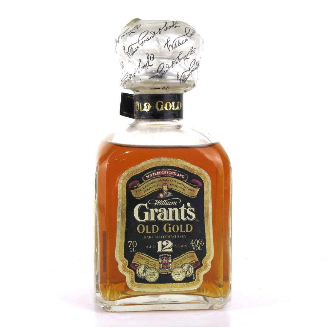 Grant's Old Gold 12 Year Old