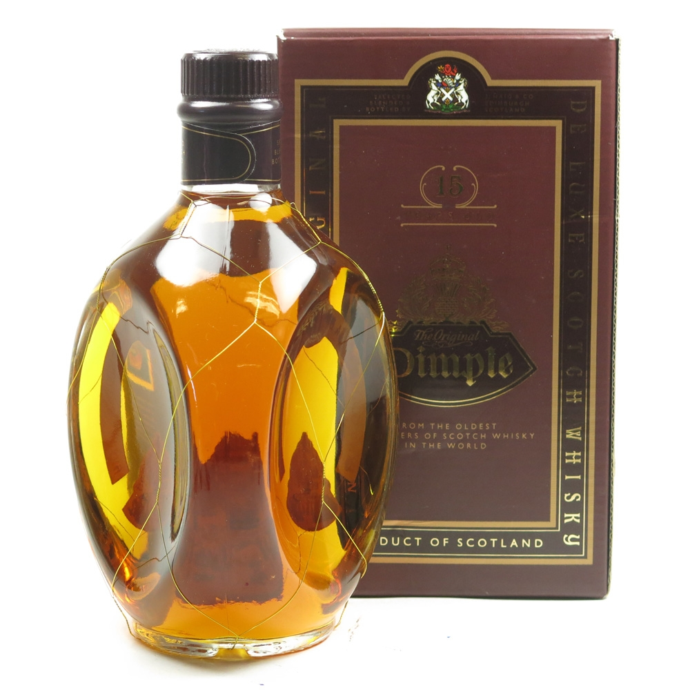 Dimple 15 Year Old 75cl