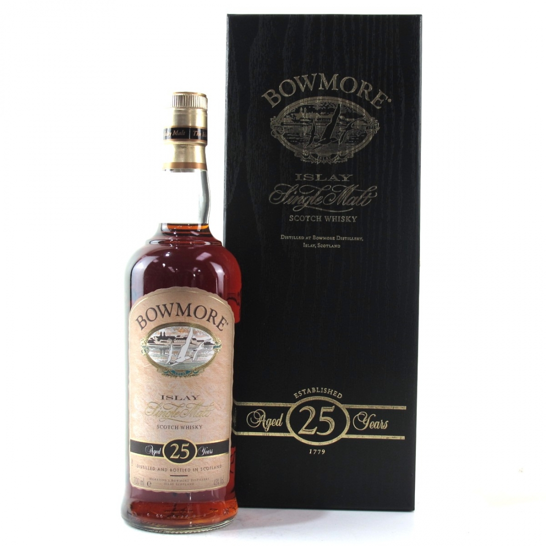 Bowmore 25 Year Old 1990s