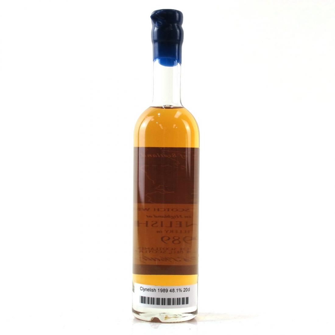 Clynelish 1989 Whiskies of Scotland 20cl