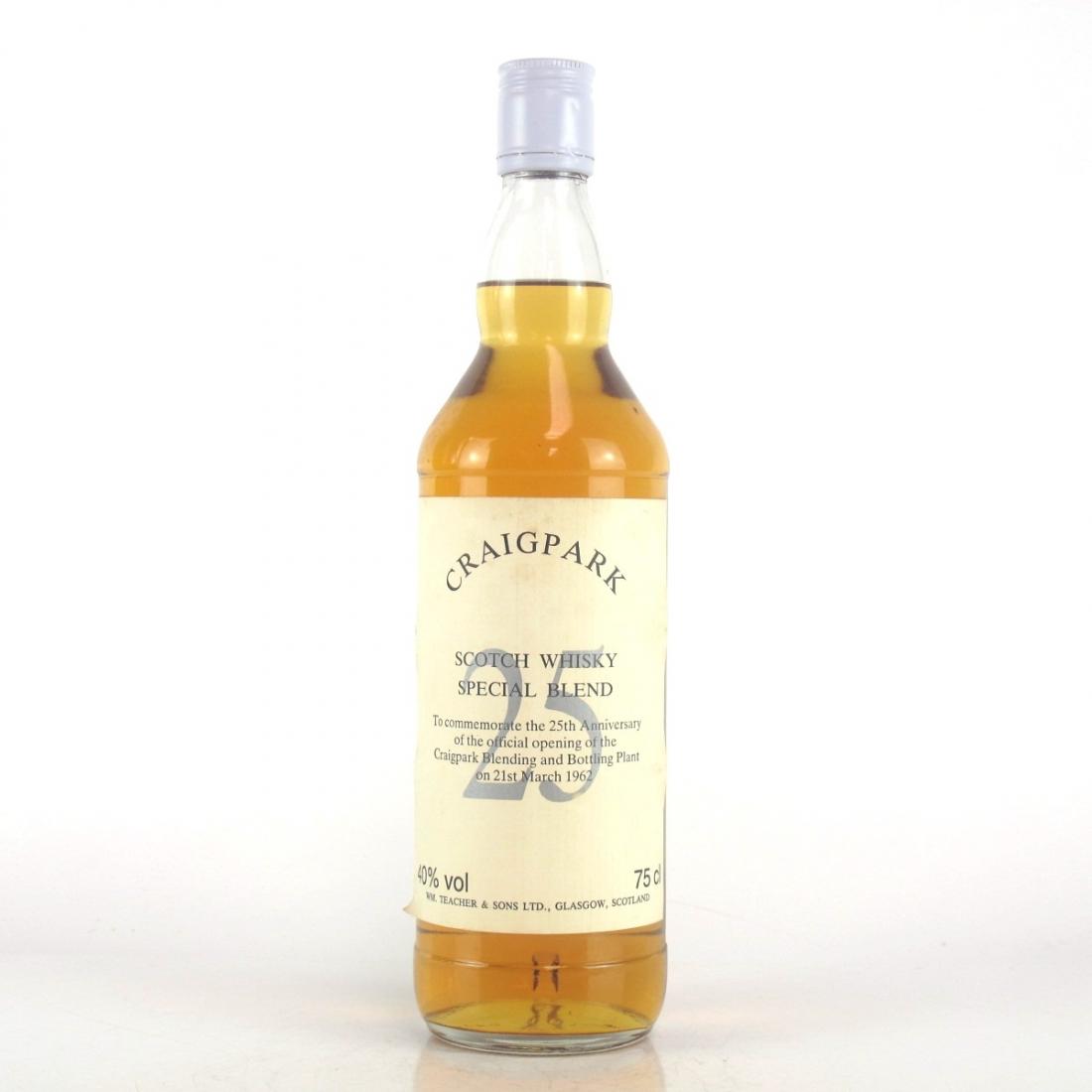 Craigpark Blending and Bottling Plant 25th Anniversary