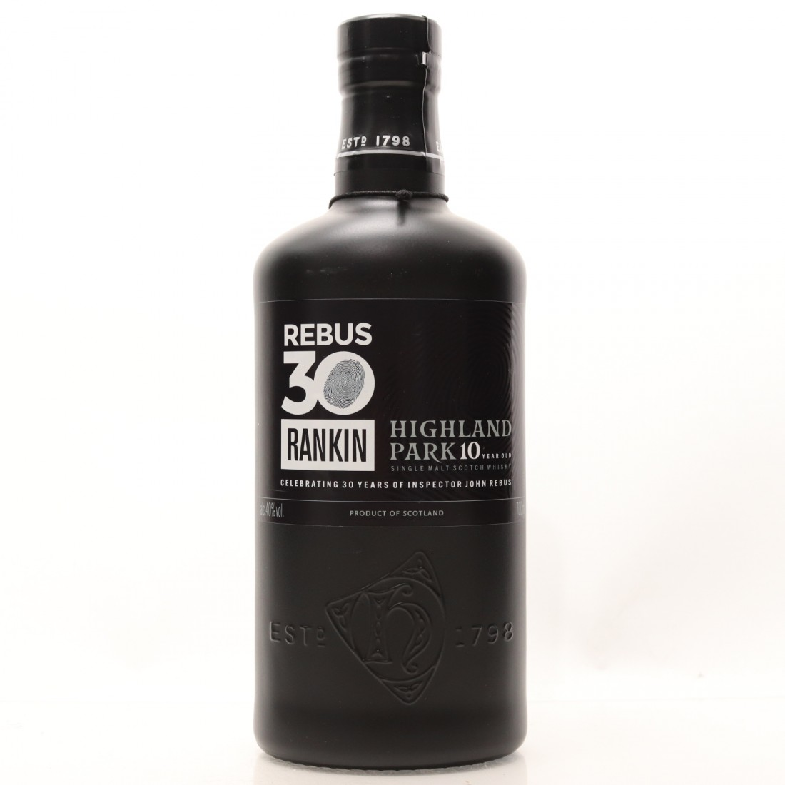 Highland Park 10 Year Old Rebus 30