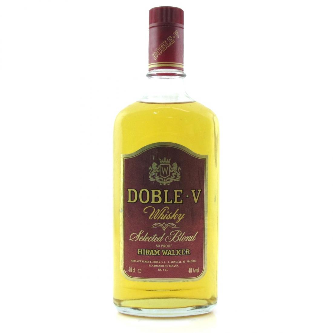 Hiram Walker Doble V Blended Whisky