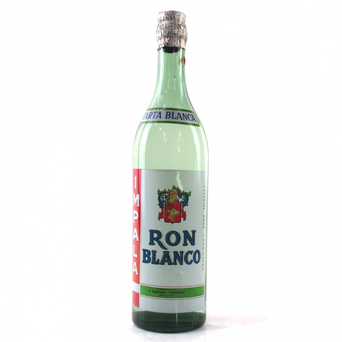 Impala Carta Blanca Rum 1970s