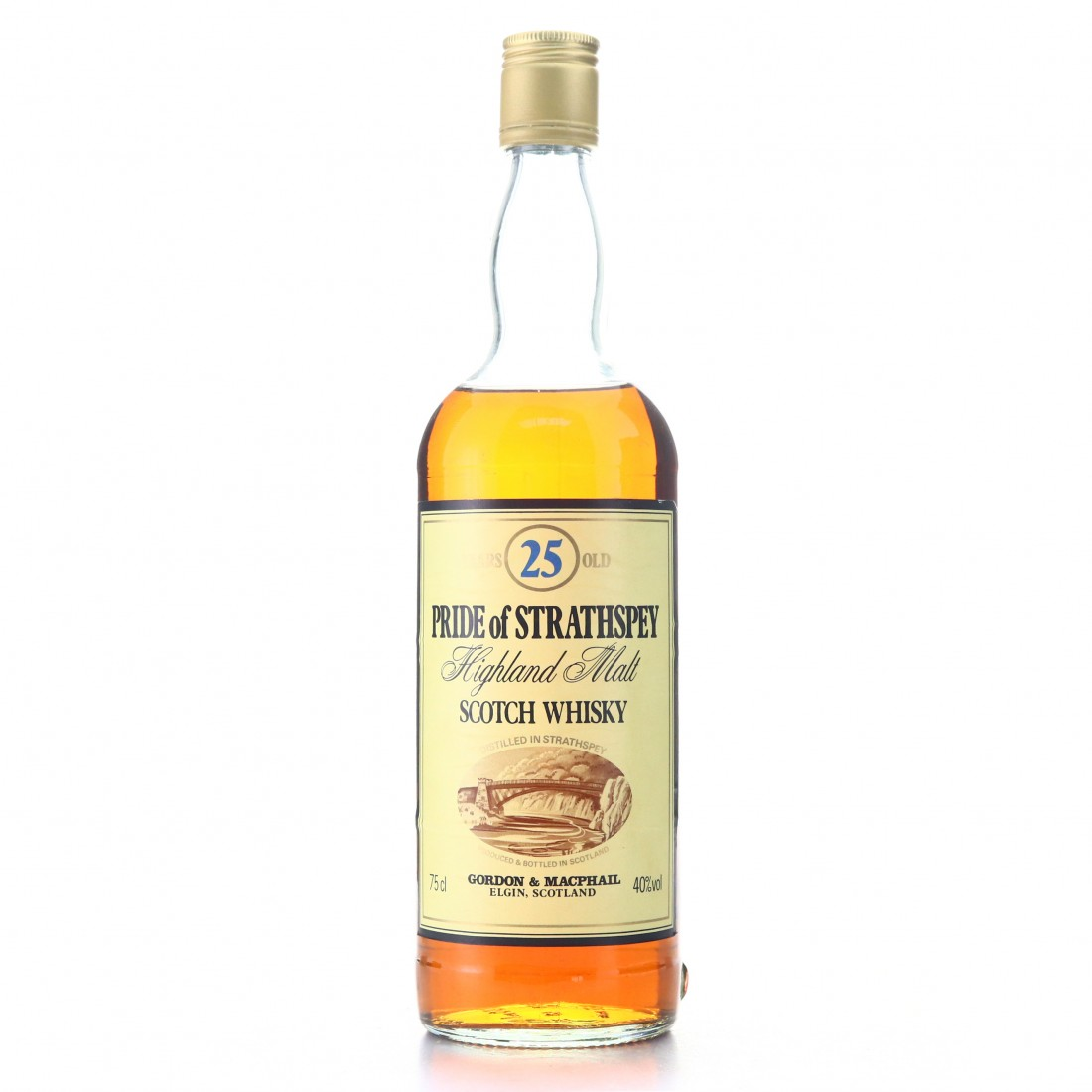 Pride of Strathspey 25 Year Old Highland Malt 1980s