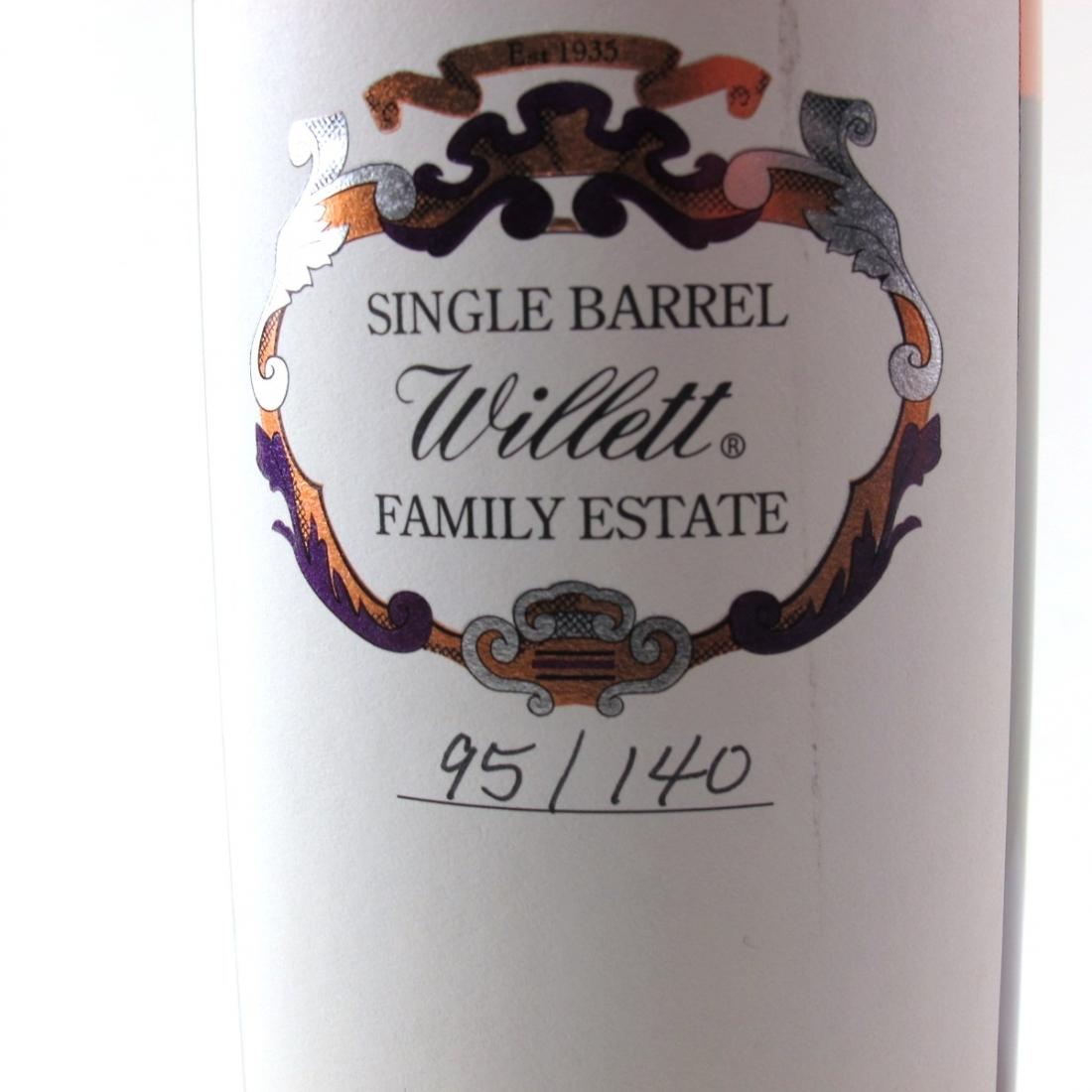 Willett Family Estate 13 Year Old Single Barrel Bourbon #747