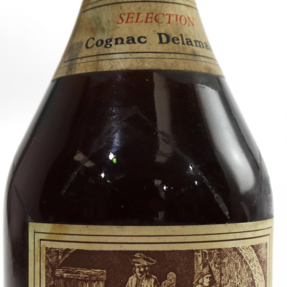 Delamain Selection Grande Champagne Cognac 1970s