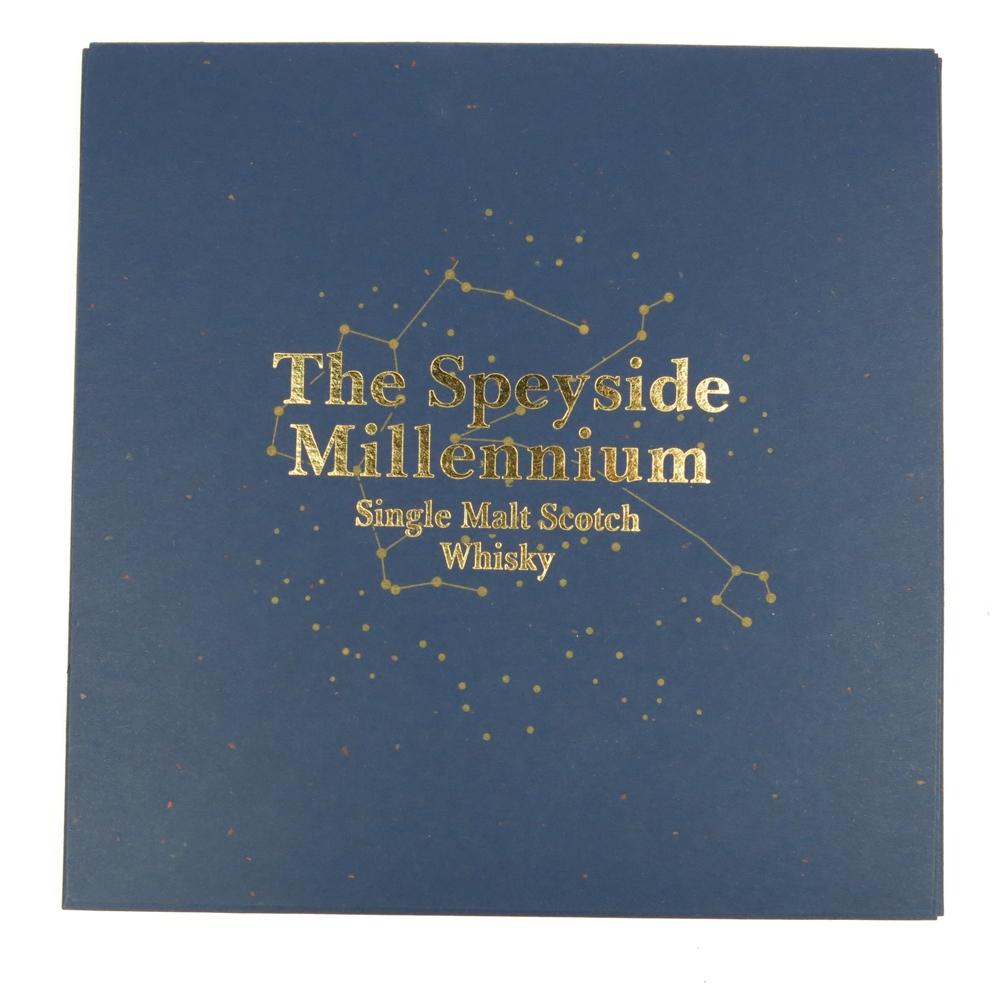 Speyside Millennium Decanter