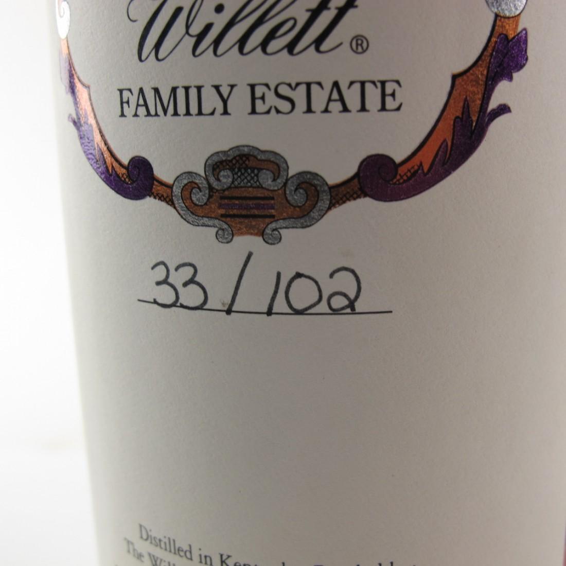Willett Family Estate 14 Year Old Single Barrel Bourbon #8303