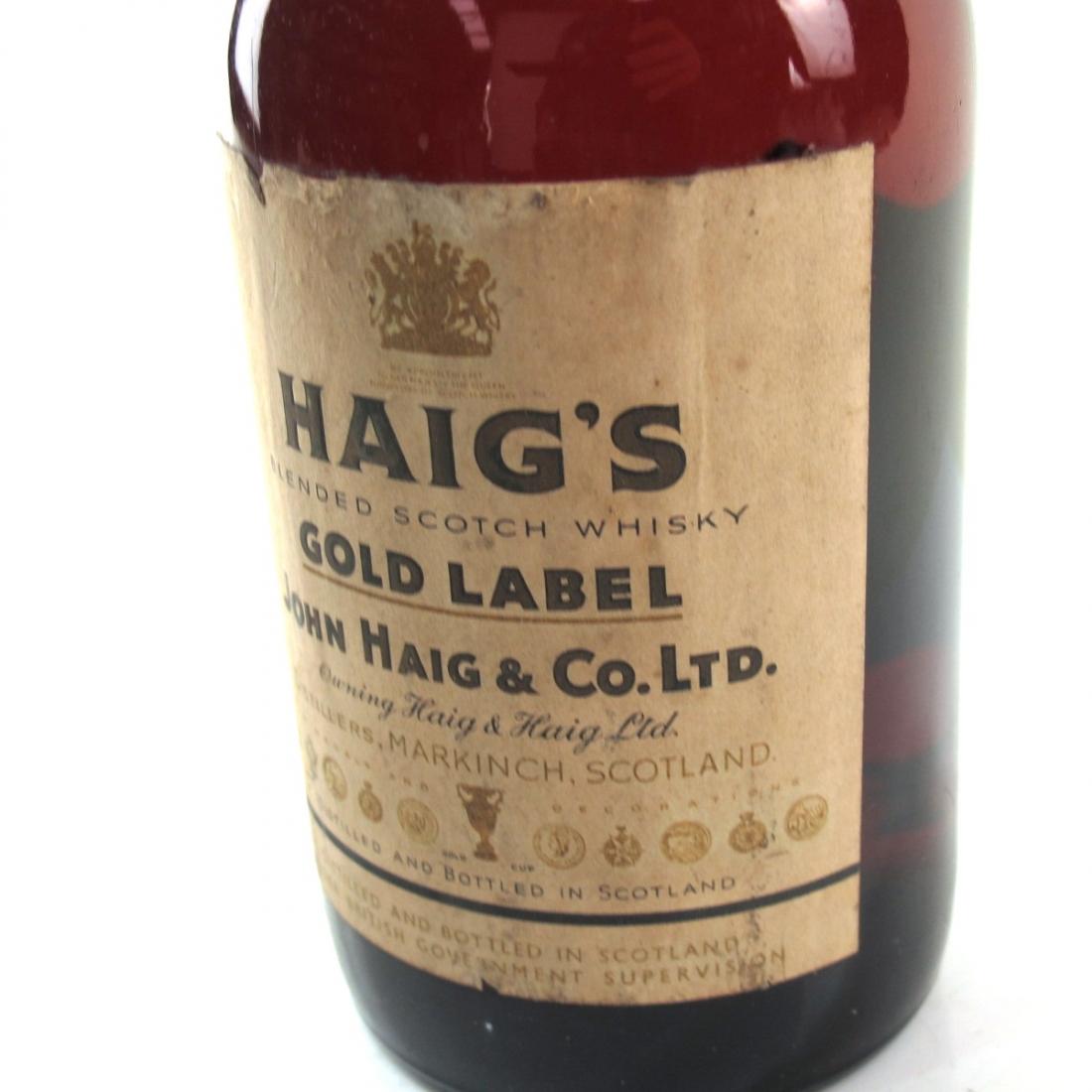Haig's Gold Label Circa 1950/1960s