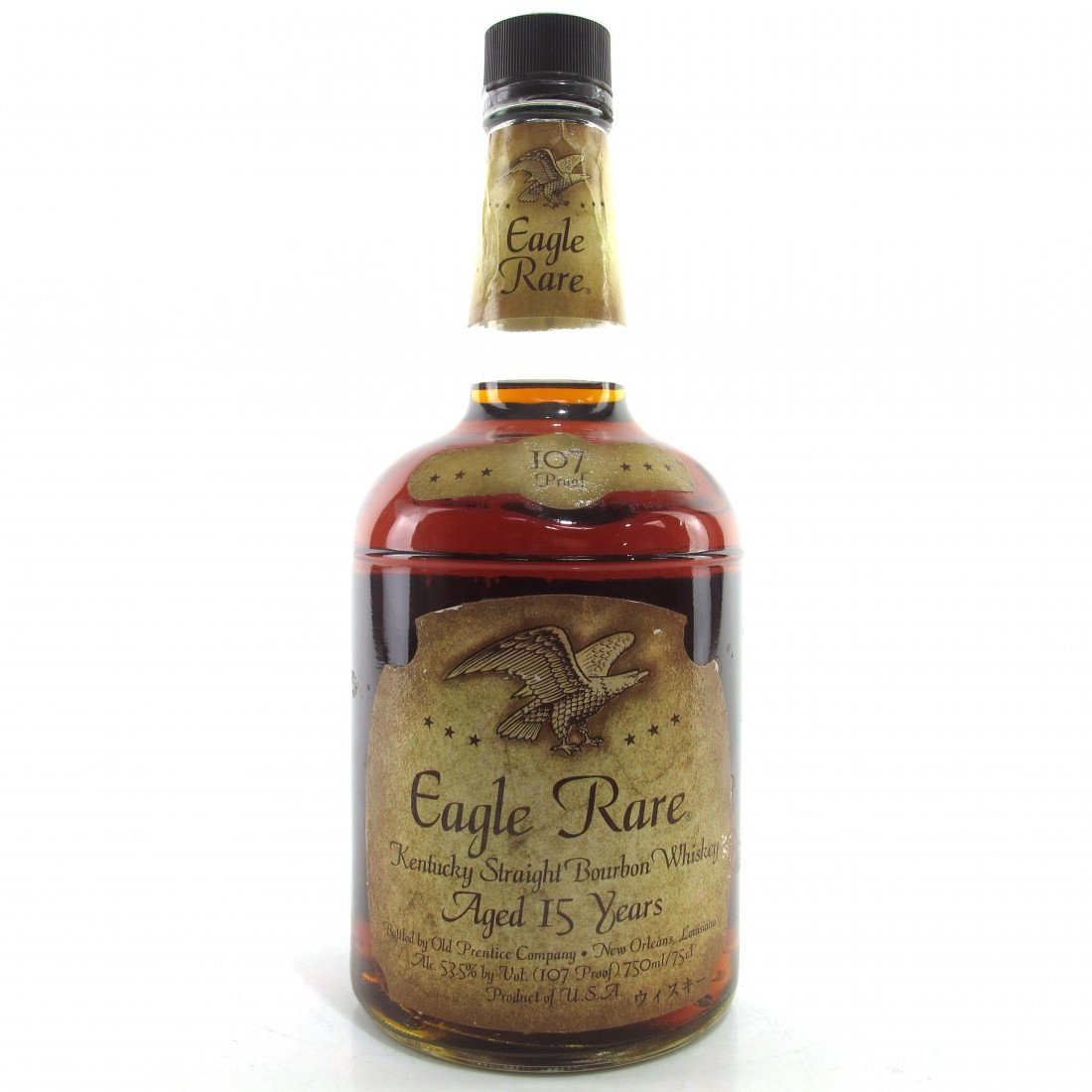 Eagle Rare 15 Year Old 107 Proof 1990s / Japanese Import