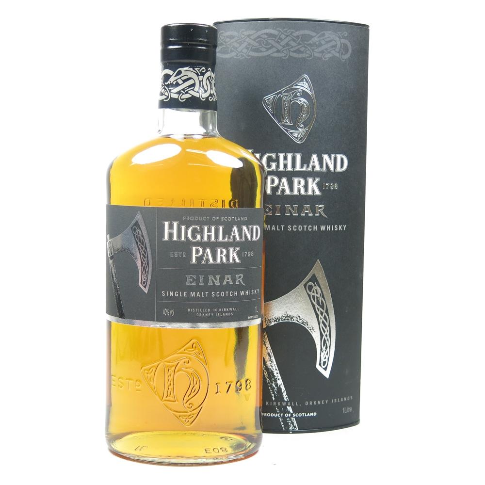 Highland Park Einar Front