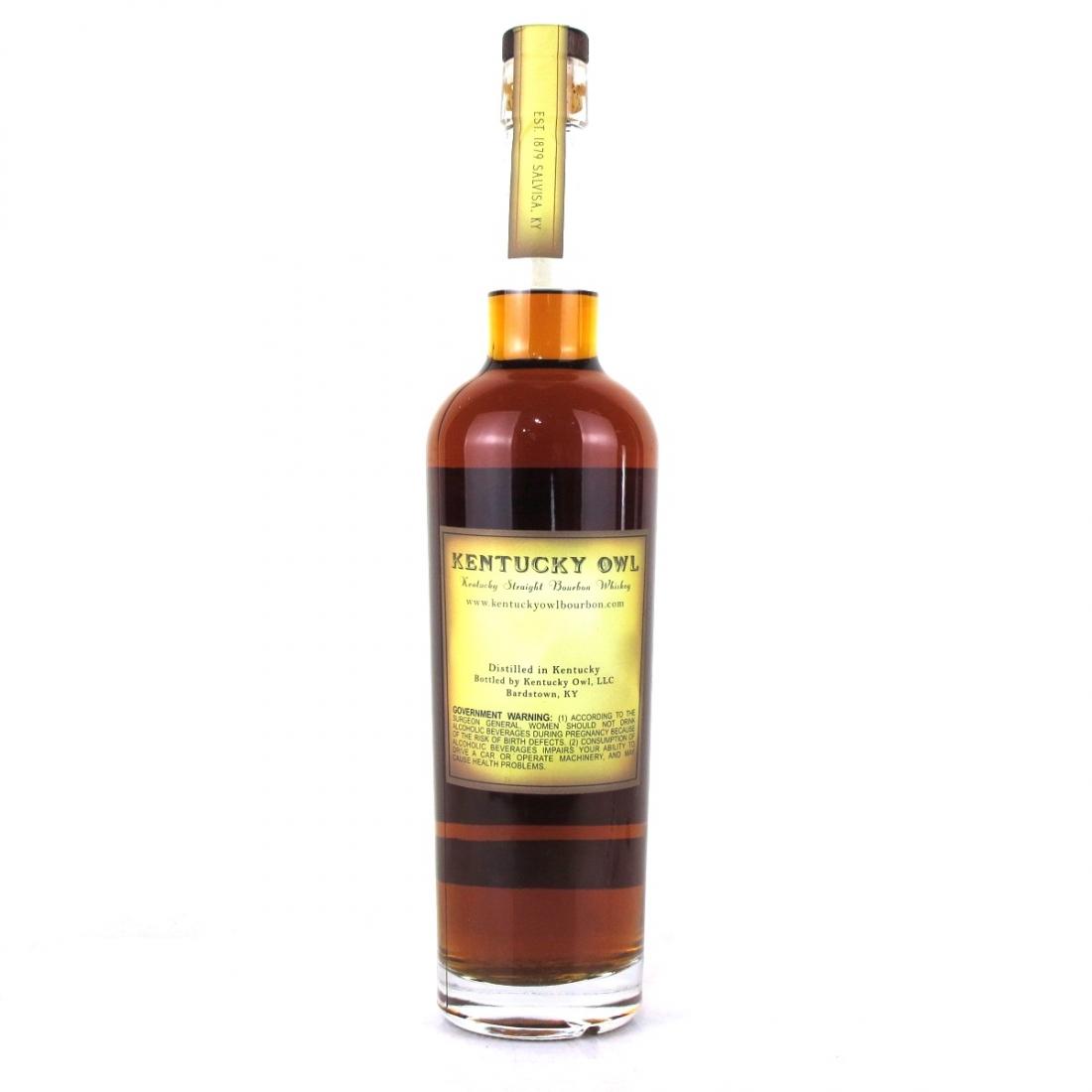 Kentucky Owl Bourbon Batch #2