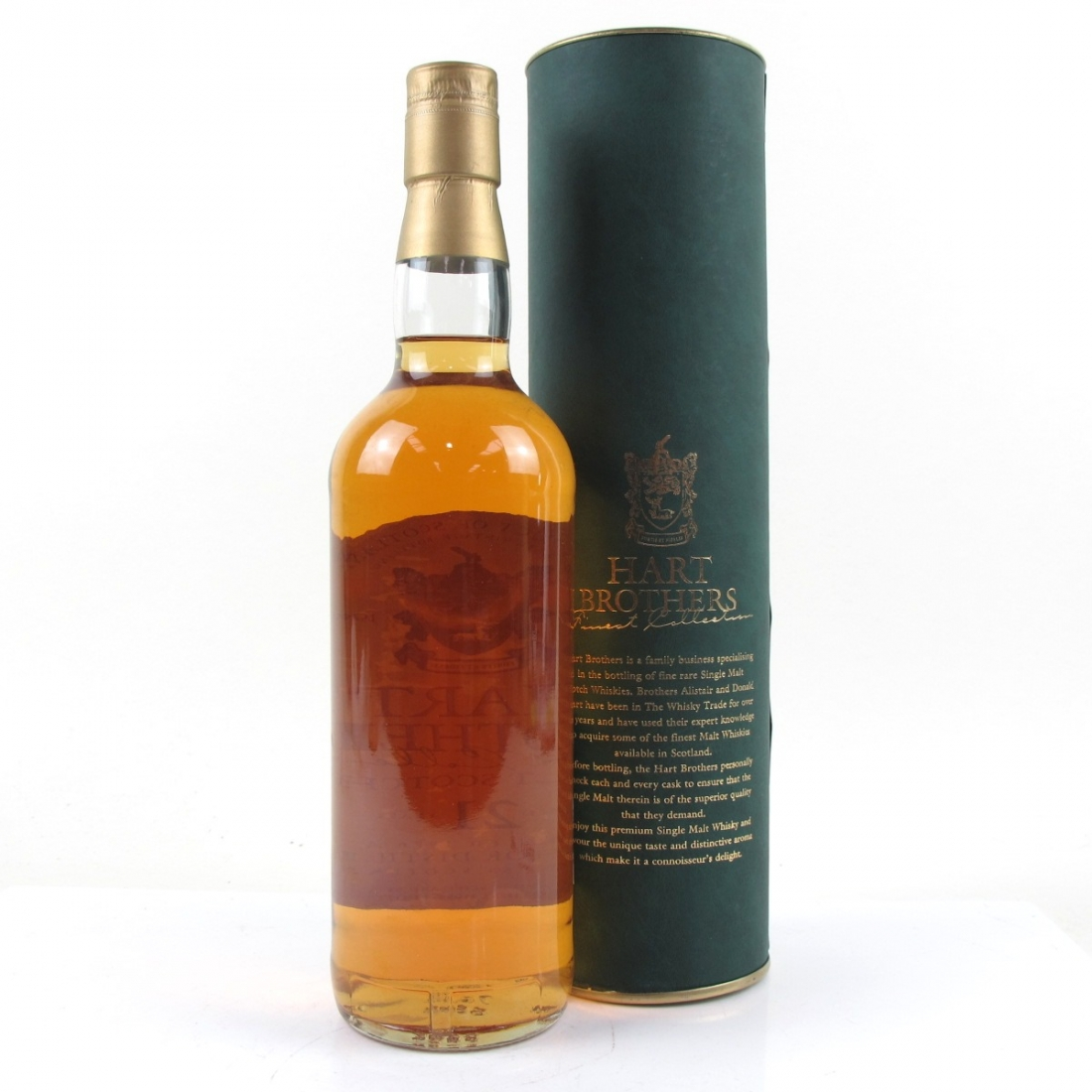 Glen Mhor 1976 Hart Brothers 21 Year Old