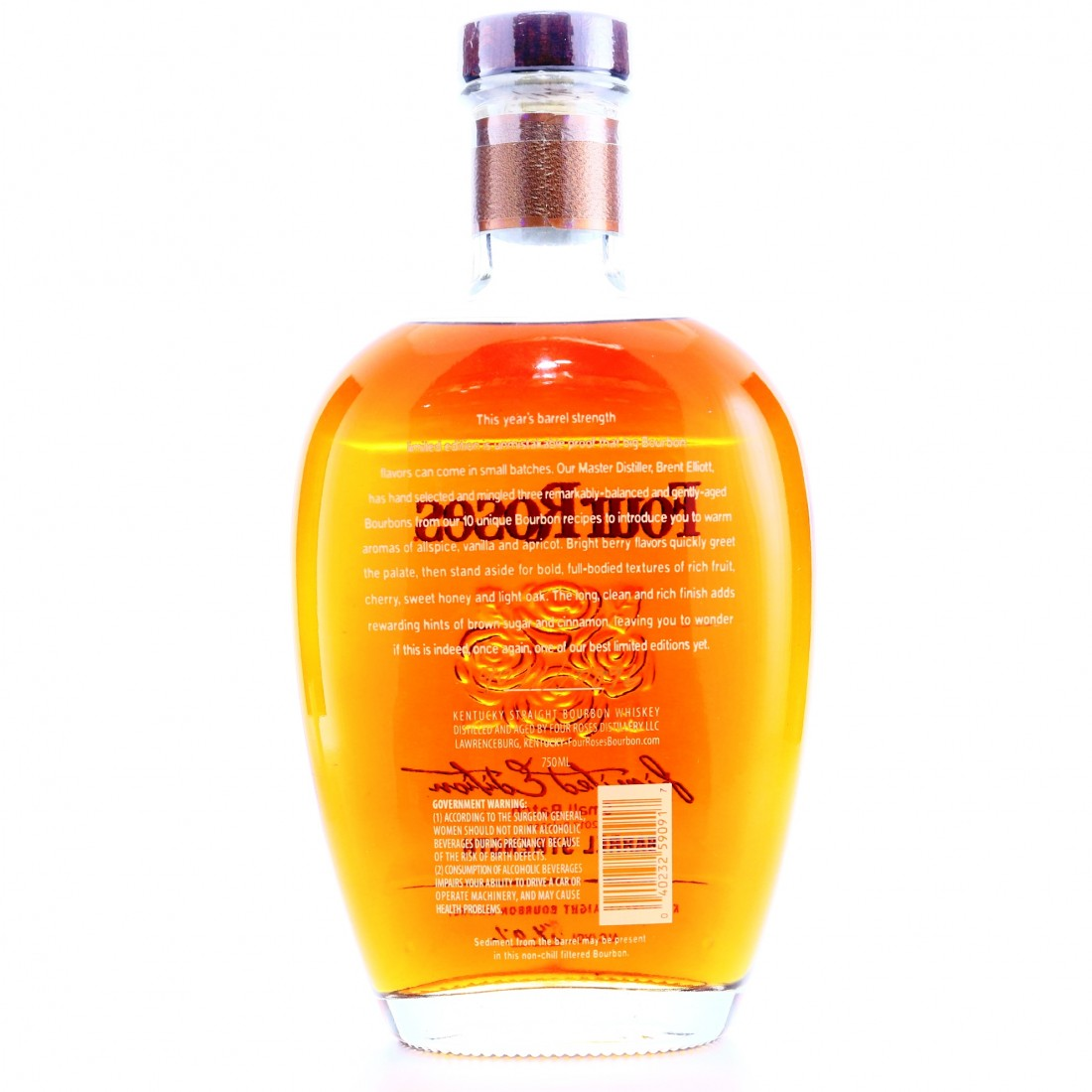 Four Roses Limited Edition 2017 / Barrel Strength