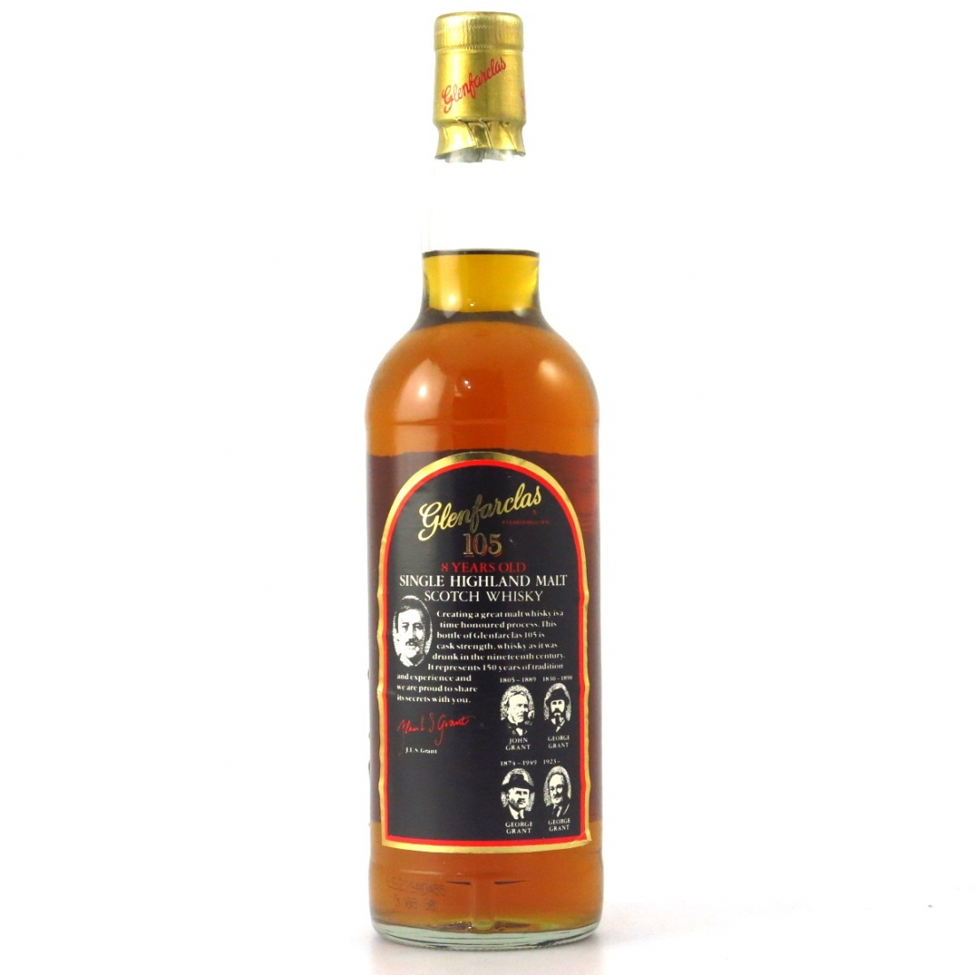 Glenfarclas 8 Year Old 105 Proof / French Import