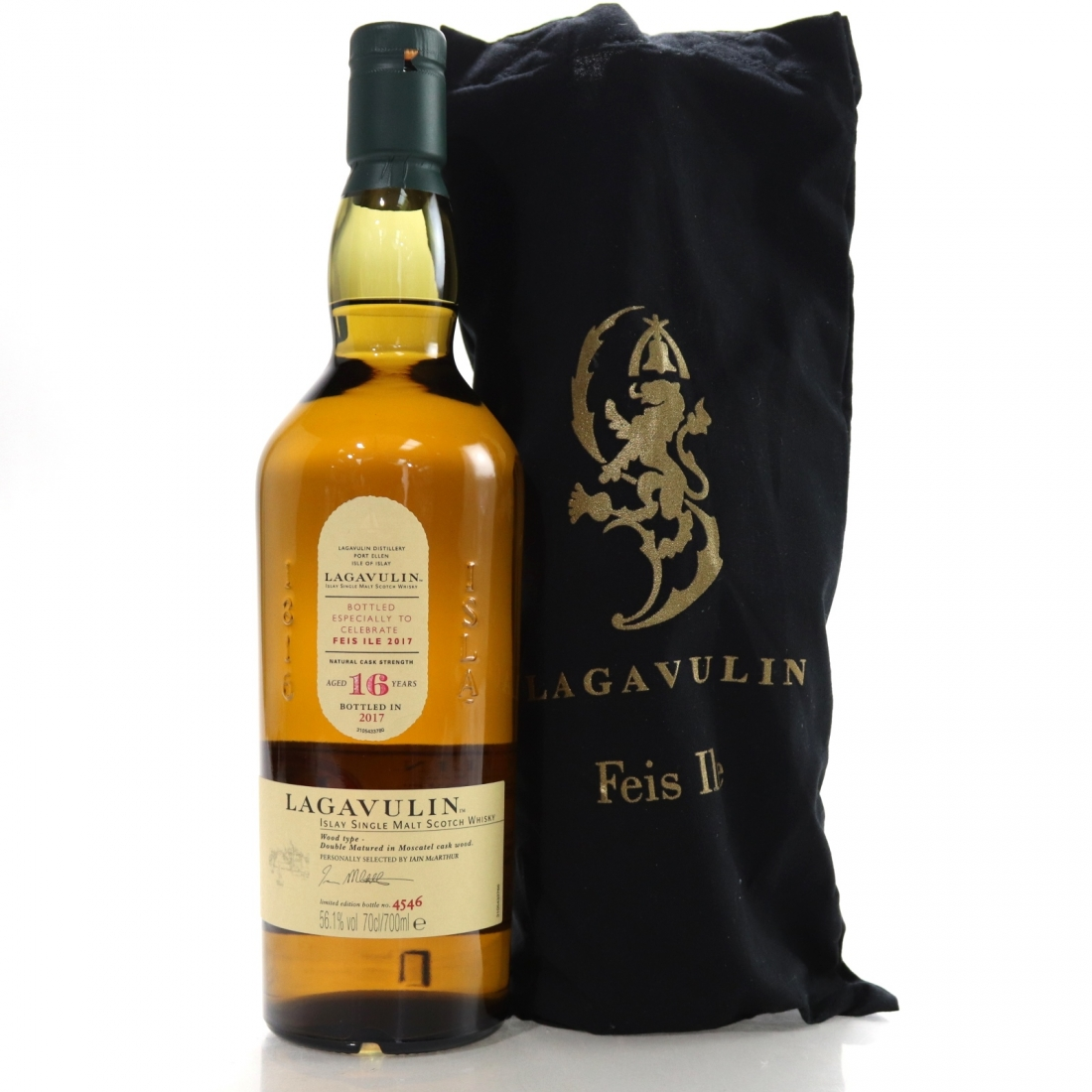 Lagavulin 16 Year Old Cask Strength / Feis Ile 2017