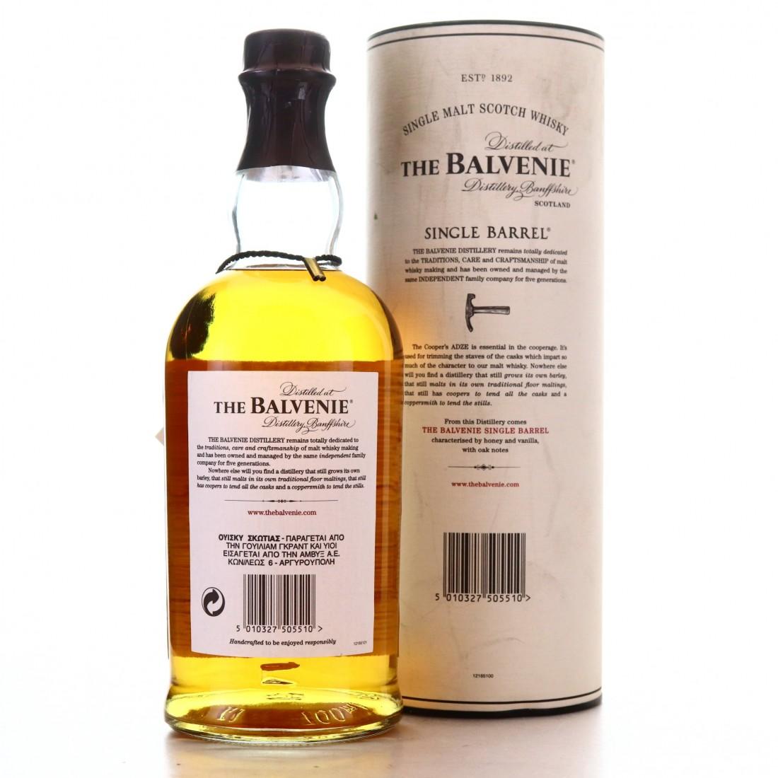 Balvenie 1993 Single Barrel 15 Year Old #8737