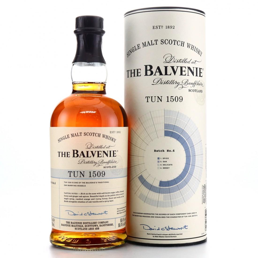 Balvenie Tun 1509 Batch #6