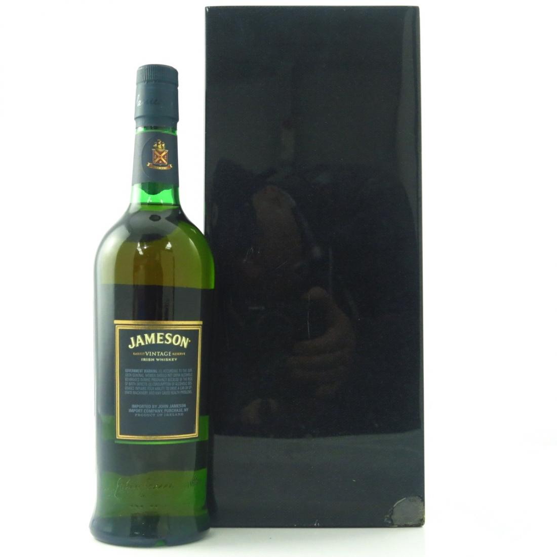 Jameson 2009 Rarest Vintage Reserve 75cl / US Import