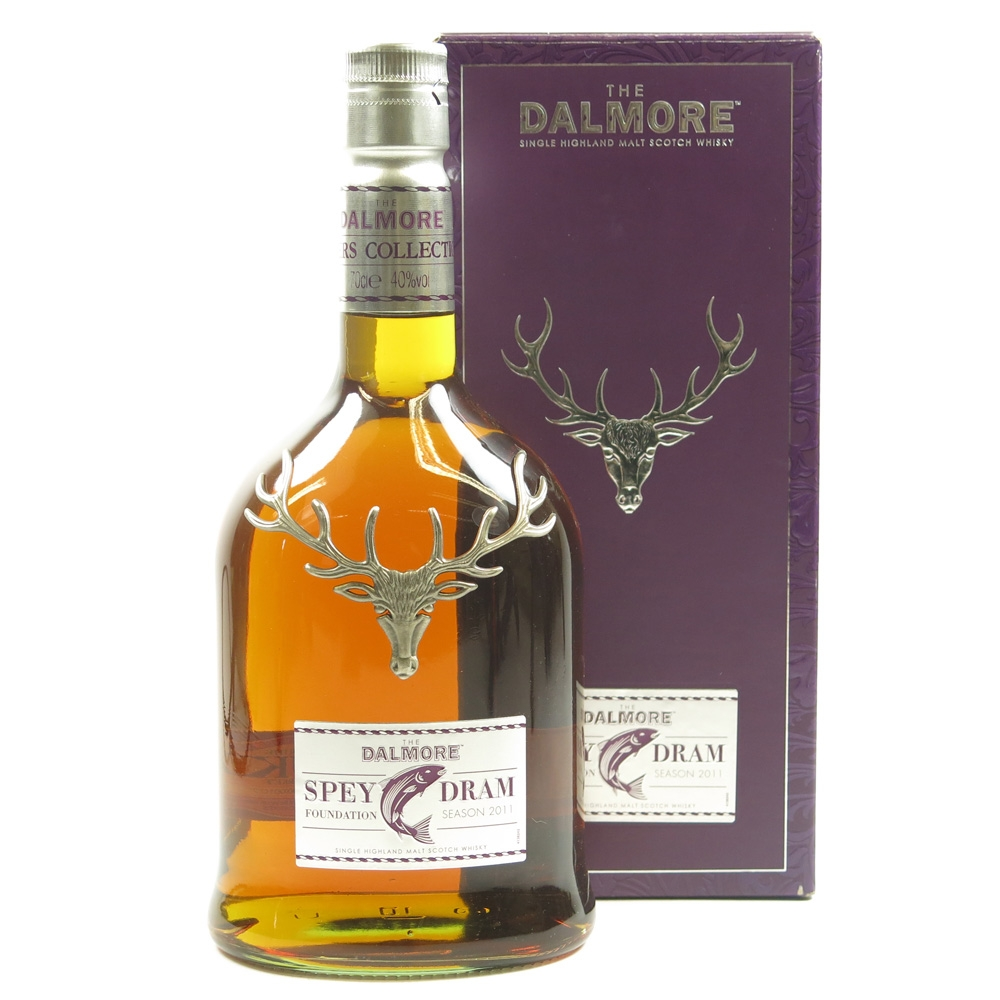Dalmore Spey Dram / 2011 Season Front