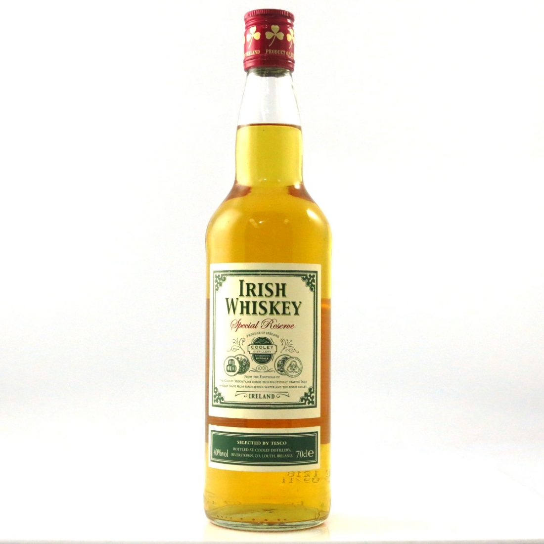 Cooley 3 Year Old Special Reserve Irish Whiskey