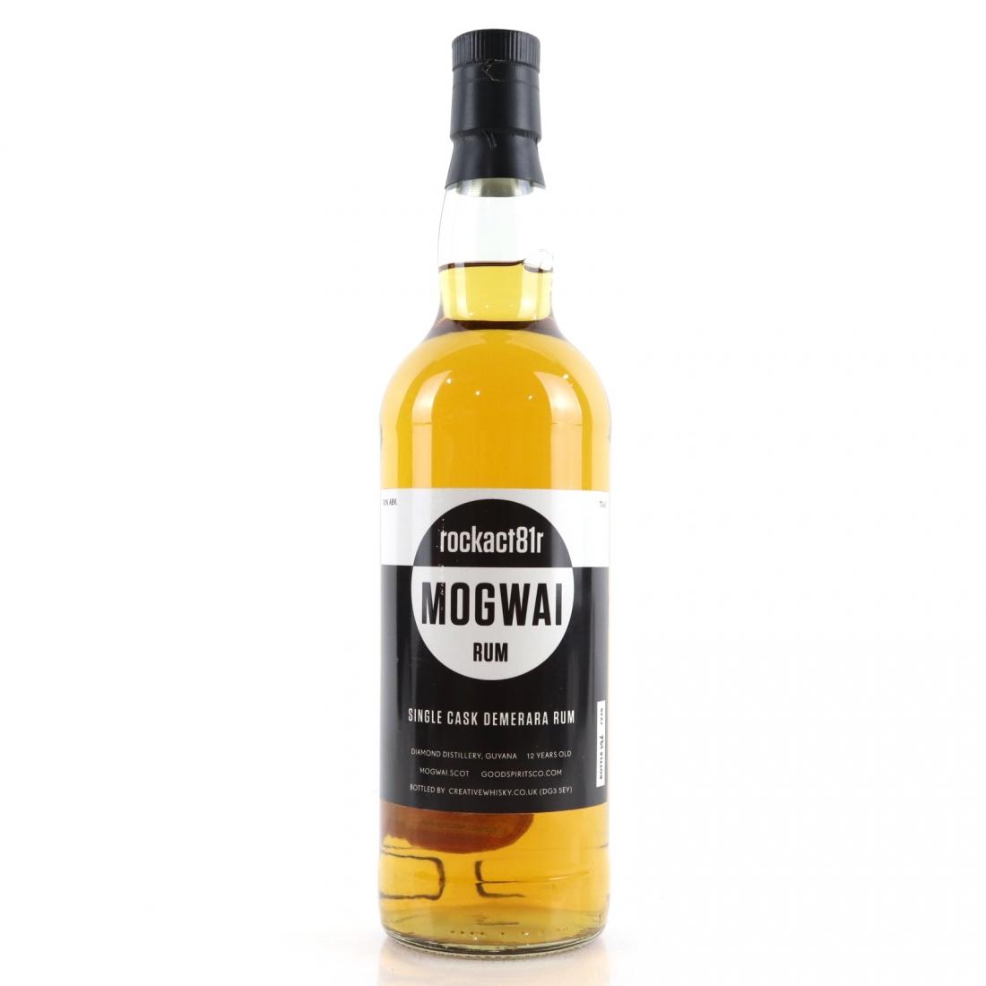 Diamond Distillery 12 Year Old Demarara Rum / Mogwai Rockact81r