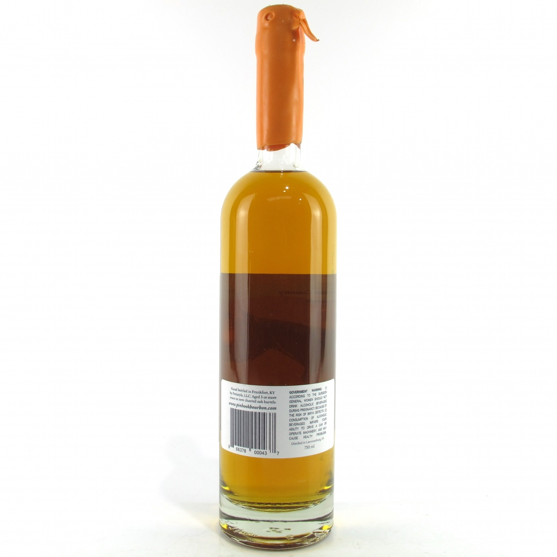 Pinhook 3 Year Old Straight Bourbon Fall 2018 / Bourbon Country