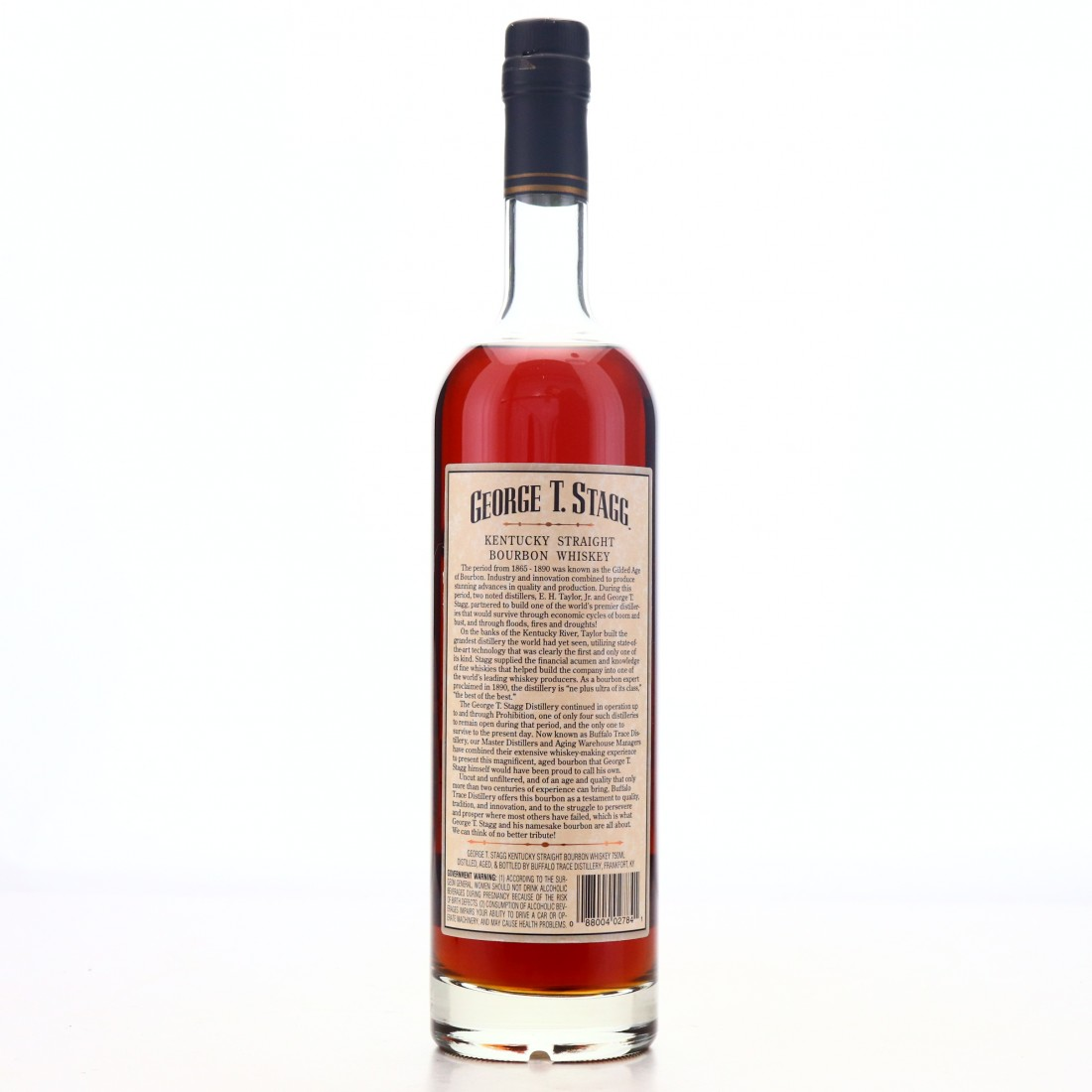 George T Stagg 2002 Inaugural Release