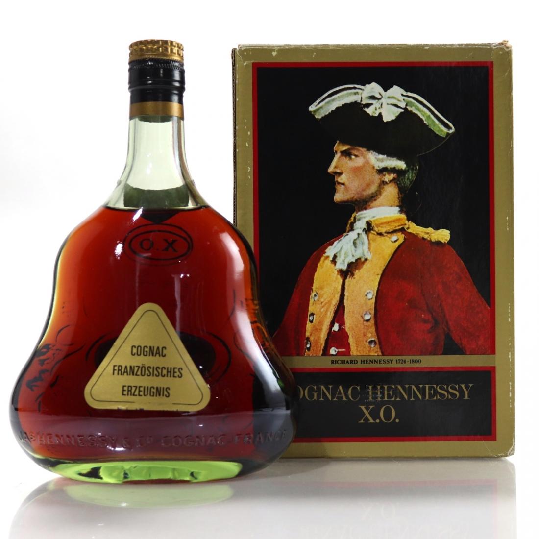 Hennessy XO Cognac 1970s / German Import
