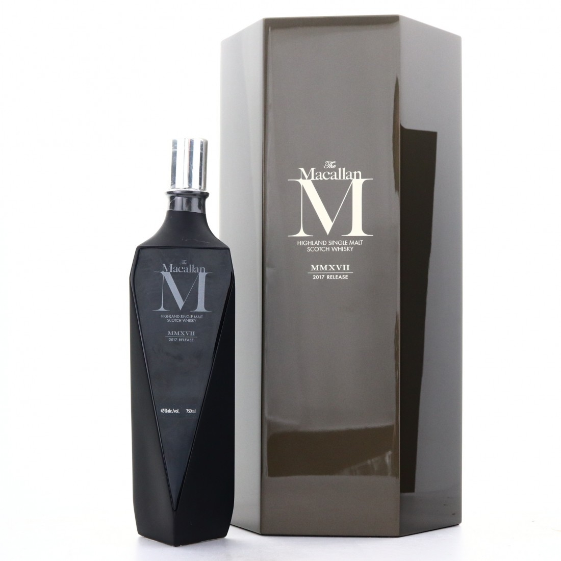Macallan M Black 2017 Release 75cl / US Import